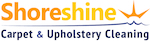 Shoreshine Carpet and Upholstery Cleaning in Cornwall Retina Logo